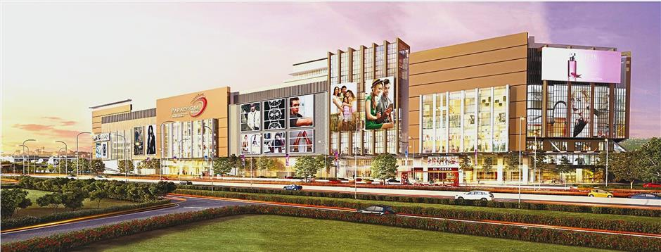 An artist's impression of Paradigm Mall Johor Baru which is set to open on Nov 28.