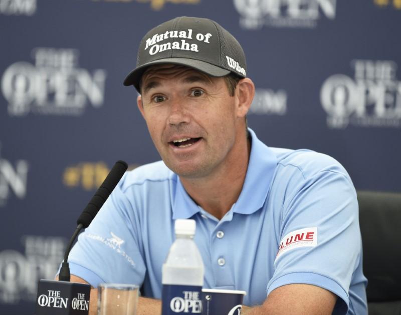 Golf: Harrington says Open hopefuls must be ready to gamble | The Star