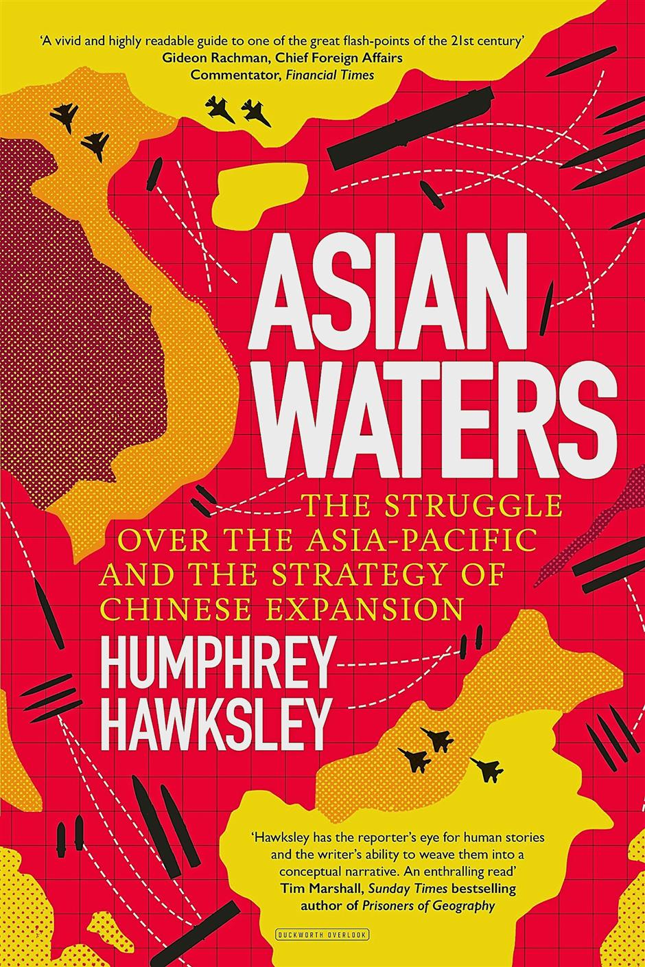Relatable narrative fiction: Hawksley's 'Asian Waters' provides a snapshot of China's role in SEA maritime waters.