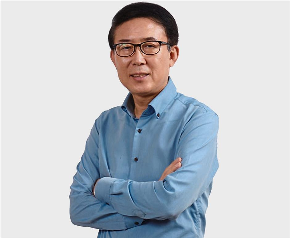 Asia News Network chairman Chon Shi-yong.