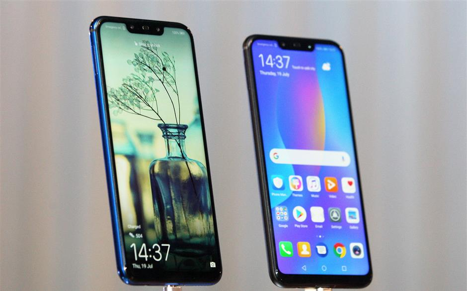 Huawei reduces price for Nova 3 series phones   The Star Online