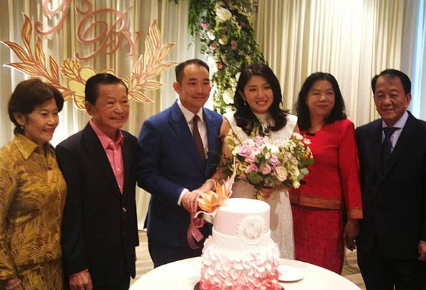Yeo Bee Yin ties the knot with property CEO | The Star Online