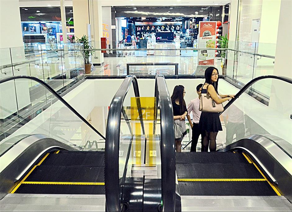 Main Place is a new neighbourhood mall in USJ21. - Photo by Aizuddin Afiq