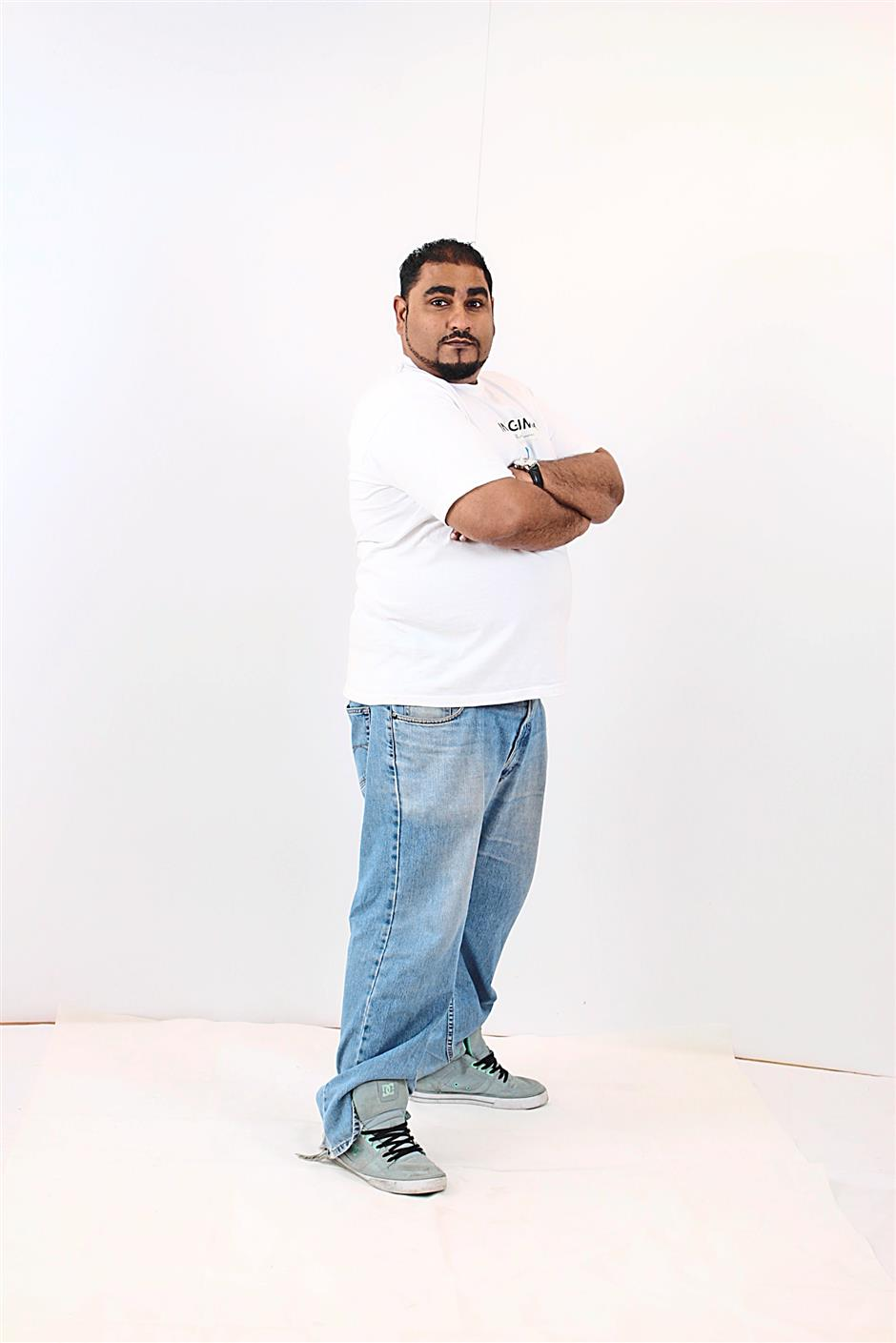 Kavin, who studied mechanical engineering, went on to carve a career as a radio deejay.