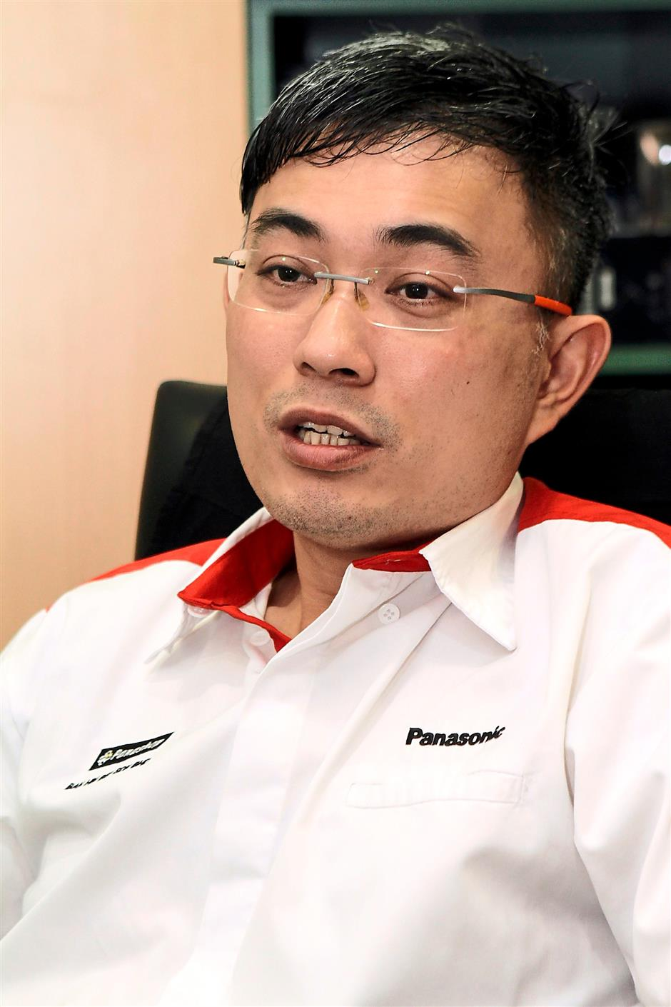 Yeoh: Some new products such as coffee machines and low-speed juicers have proved to be popular with consumers.