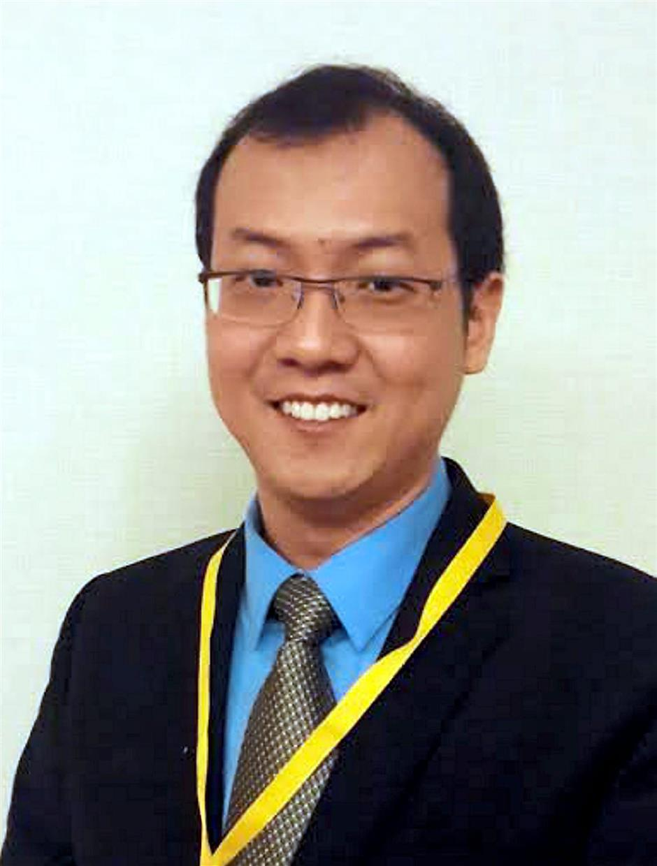 Universiti Teknologi Petronas senior lecturer Dr Eric Ho Tatt Wei