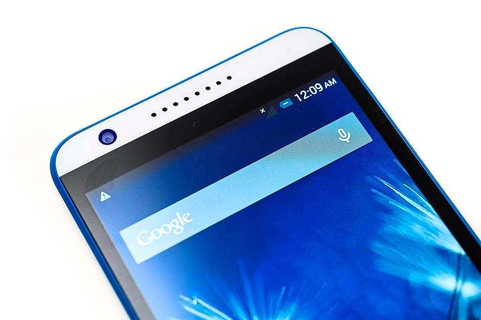 HTC has given the Desire 820s a processor powerful enough to handle games and multimedia.