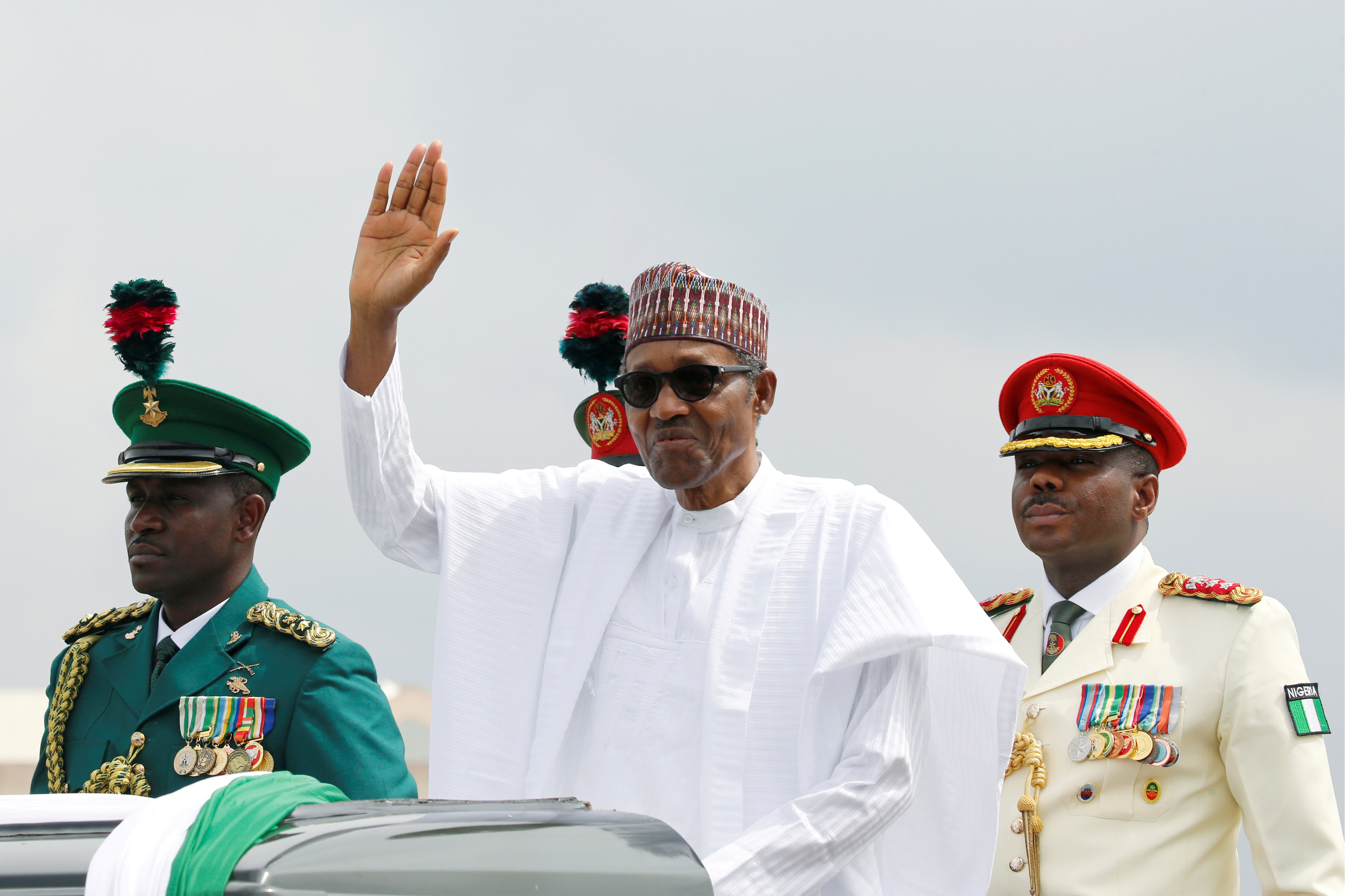 Nigerian opposition aims to outflank Buhari with regional gambit