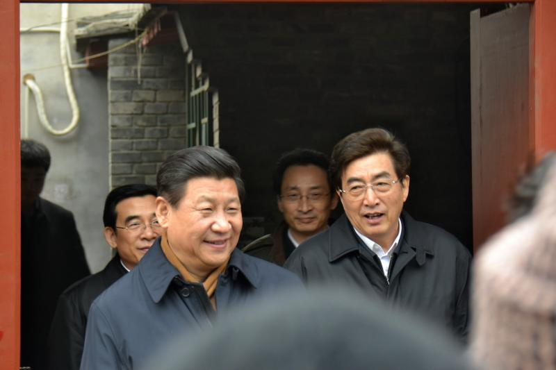 Under President Xi Jinping, the Chinese leadership has cracked down on wasteful government spending and corruption, including officials wasting taxpayers\' money on extravagances. Spending on official meetings, travel and vehicles in 2013 have reportedly fallen as a result - EPA Photo.