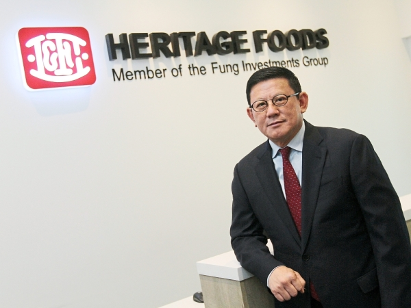 Saw hopes that Heritage Foods will become a pioneer in promoting Malaysian cuisine with Malaysian sauces and the Malaysian brand internationally.