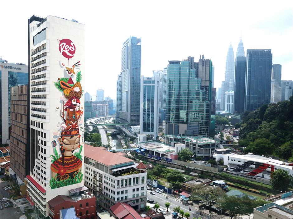 Four-star boutique hotel set to paint the town red | The Star Online