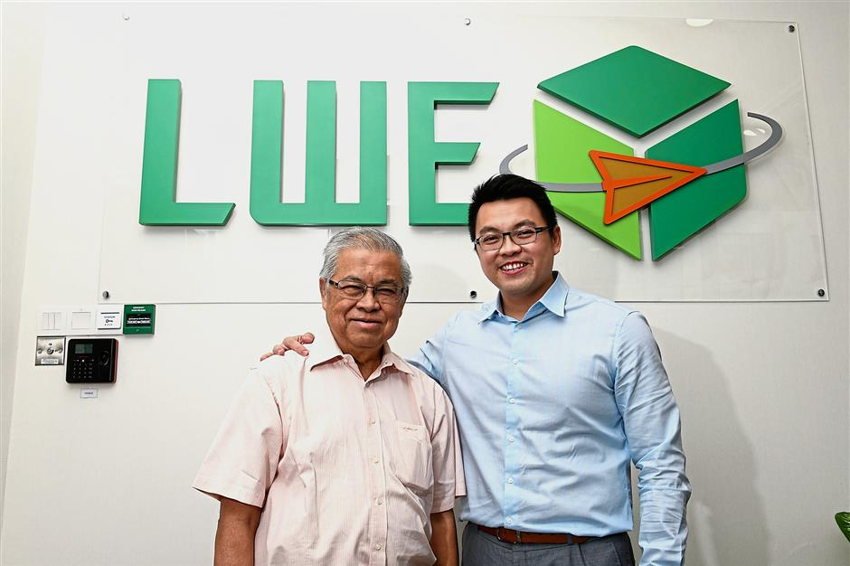 Tracking delivery trucks | The Star Online