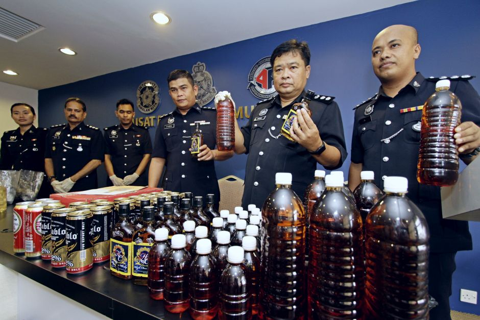 Six die from methanol poisoning | The Star Online