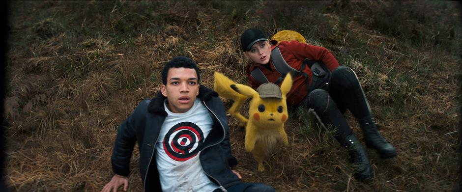 Ryan Reynolds tweets link to 'Pokémon Detective Pikachu' full movie