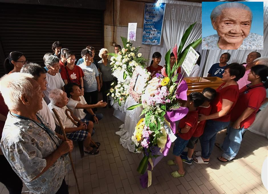 A grand send-off for family matriarch | The Star Online