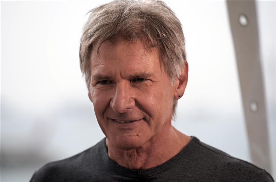 Harrison Ford in 'fair to moderate' condition after plane crash