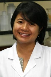 Marine biologist Dr Louisa Ponnampalam is u2018living her dreamu2019, studying marine mam mals.