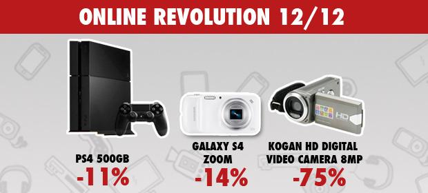 Online Revolution 12-12
