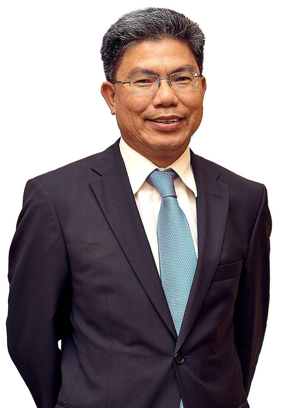Datuk Khairussaleh RamliGroup Managing Director for RHB Banking Group