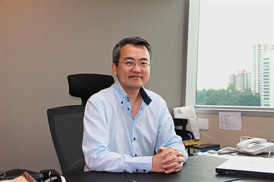 Scott Lim - CEO and Partner for Sino (RH) Capital (M) Sdn Bhd