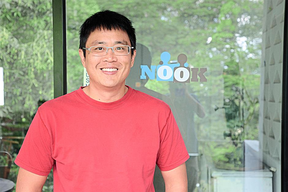 Daniel Yap started accepting Bitcoins as a