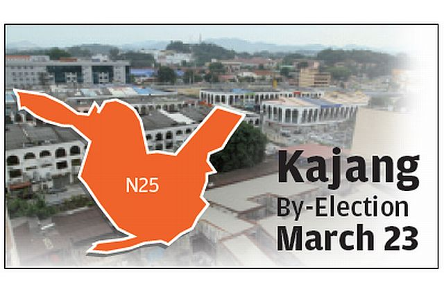 Kajang by-election March 23