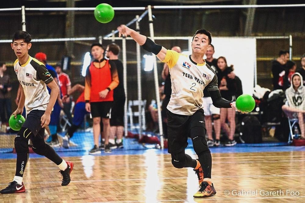 Kết quả hình ảnh cho Dodgeball malaysia