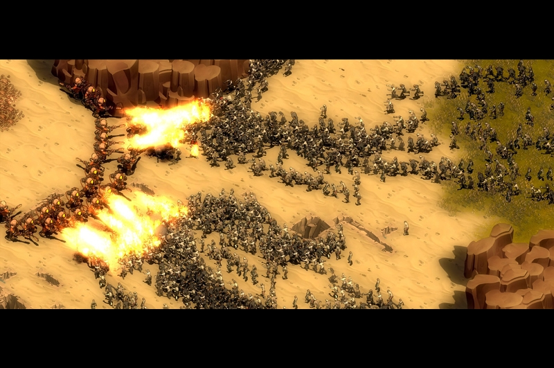 Kill zombies, rebuild civilisation: They Are Billions on console