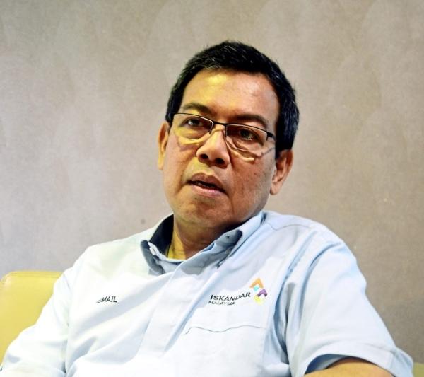 Iskandar Regional Development Authority Datuk Ismail Ibrahim.