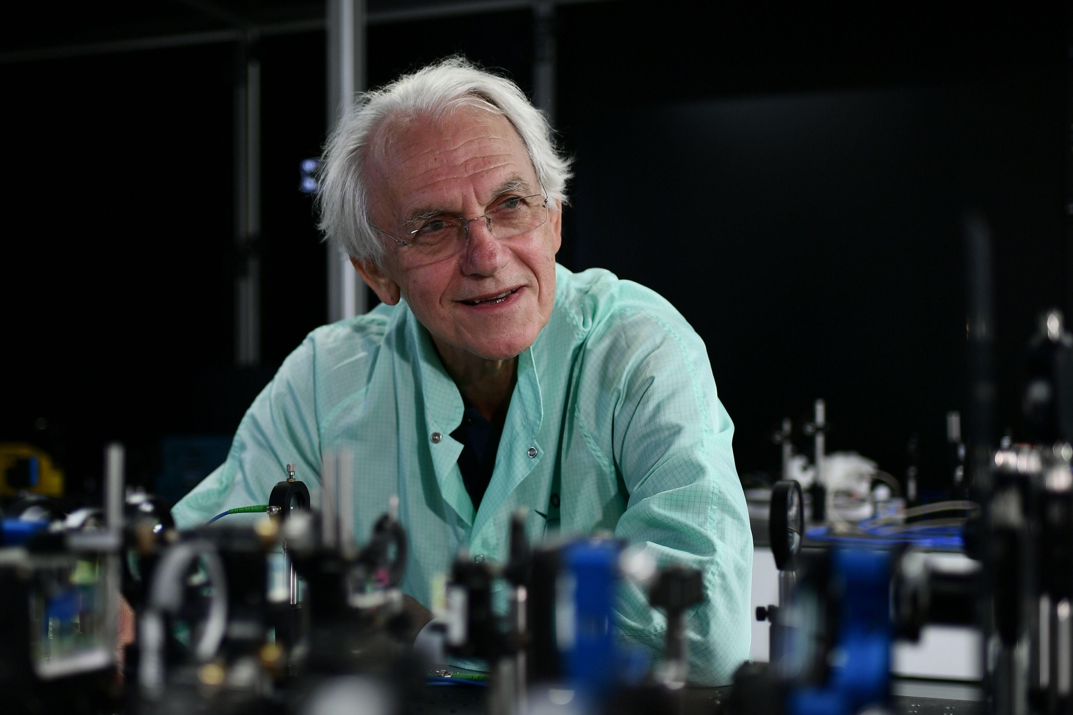"""""""Mit tehet egy Nobel-díjas a klímaváltozás ügyében?"""" – Gérard Mourou fizikus előadása Szegeden"""