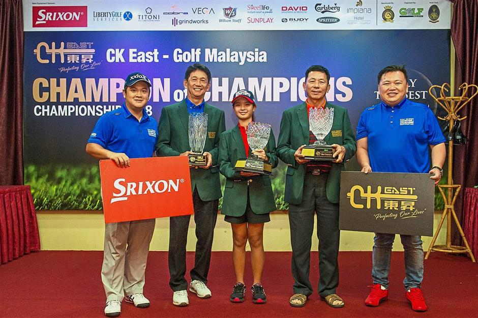 Lim and Angel also come good at the annual showdown in Shah Alam