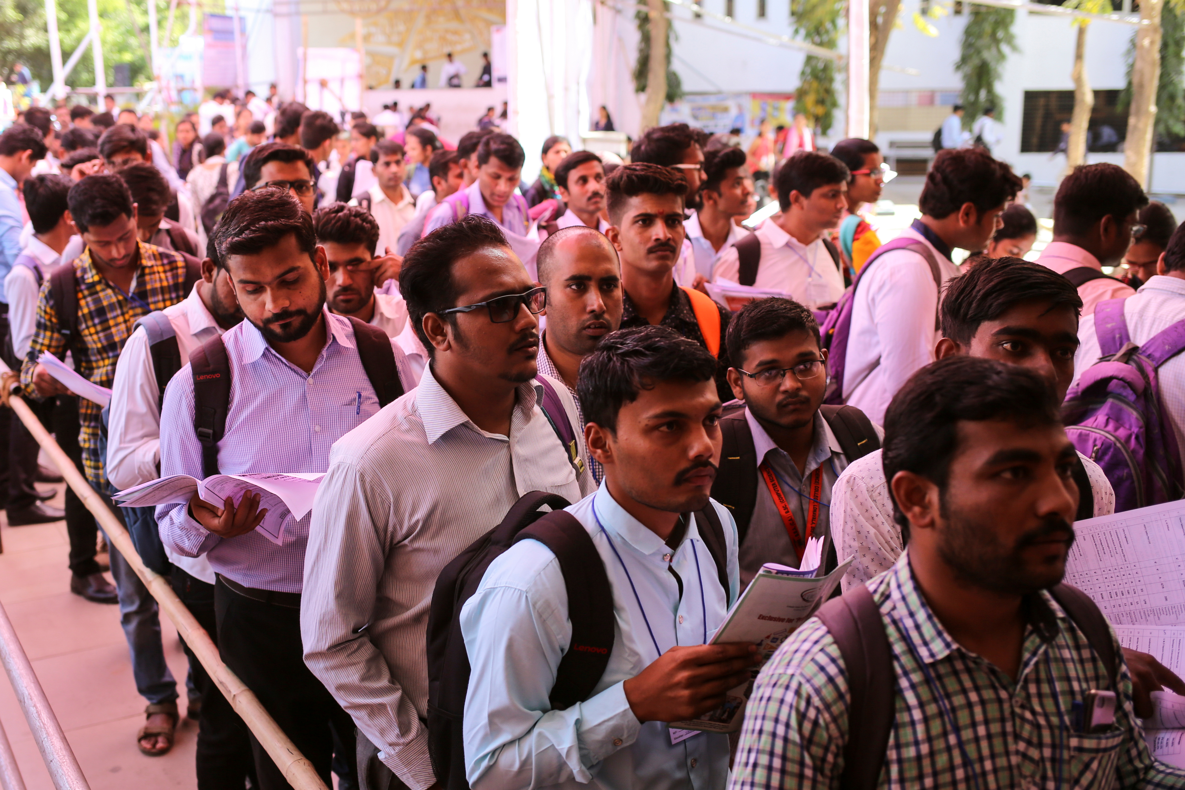 Ctrl-Alt-Stall - India's engineers struggle for work as jobs crisis