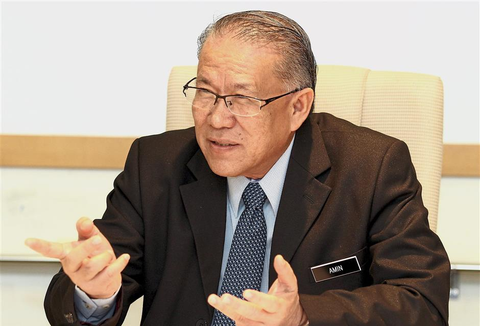 Amin Nordin says DBKL is studying the feasibility of moving entertainment outlets out of residential areas.