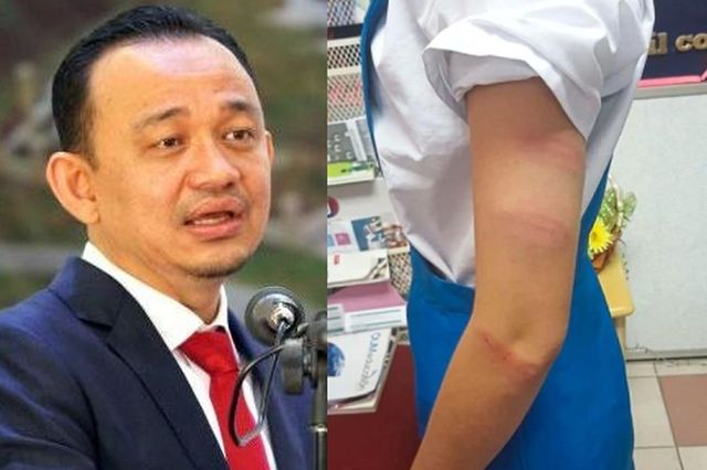 All's well after parties in schoolgirl caning incident