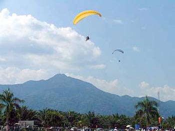 gunung ledang site for paragliding challenges the star online