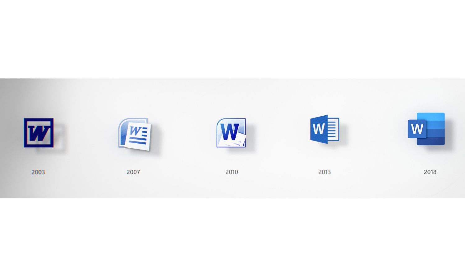 For the first time since 2013, Microsoft Office icons have