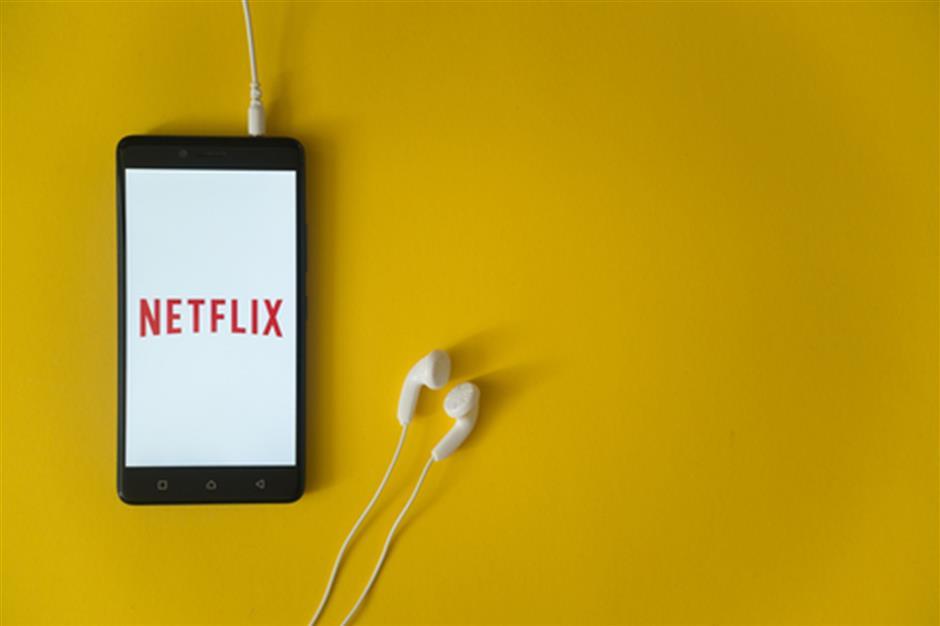 Netflix logo (Dreamstime/TNS)