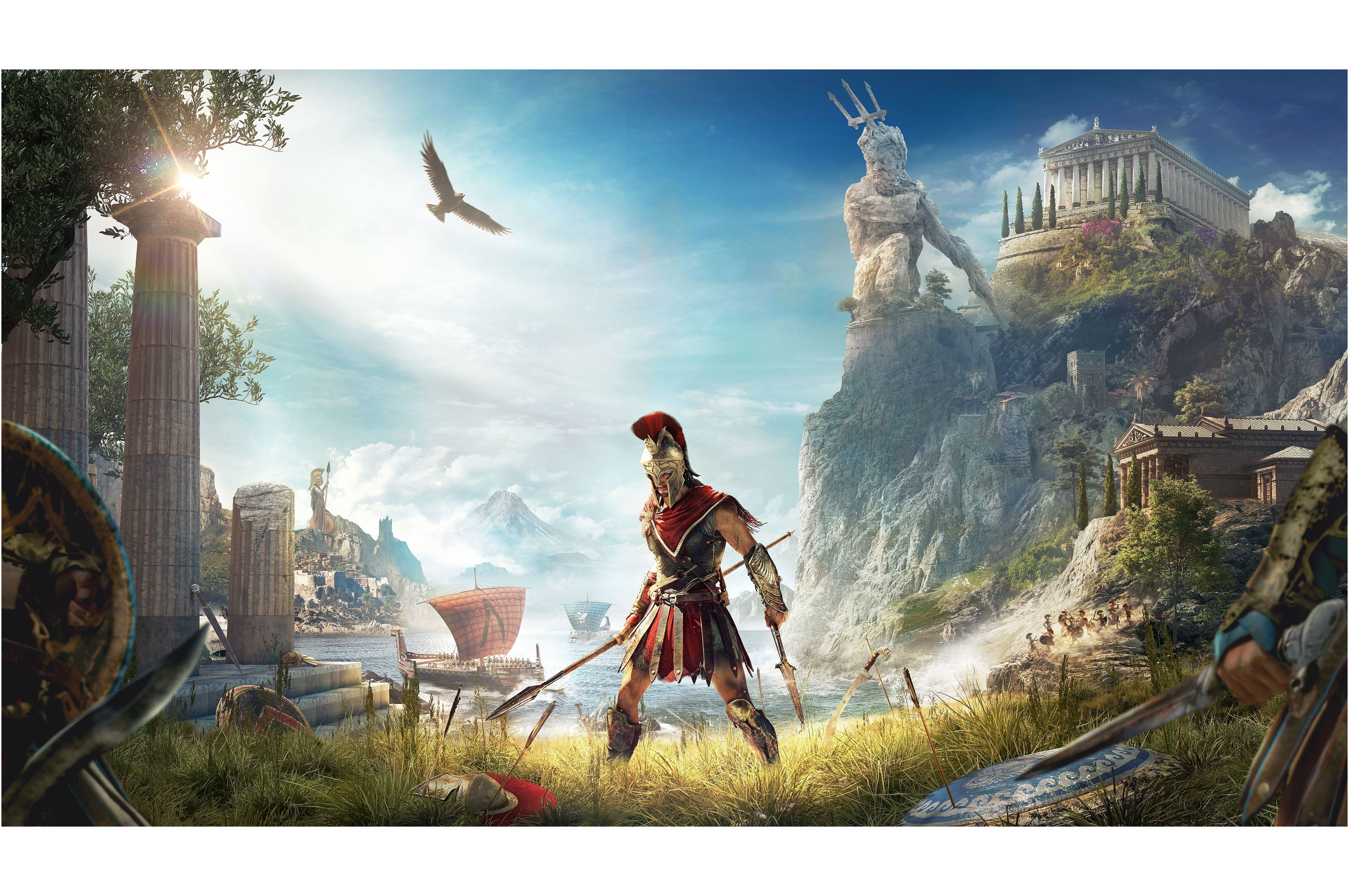 Video Game Releases Assassins Creed Odyssey Forza Horizon