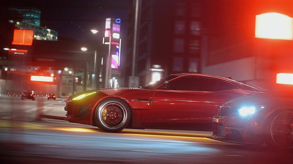 Need For Speed Payback Racing The Wrong Way The Star
