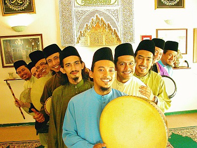 haqqani maulid ensemble album