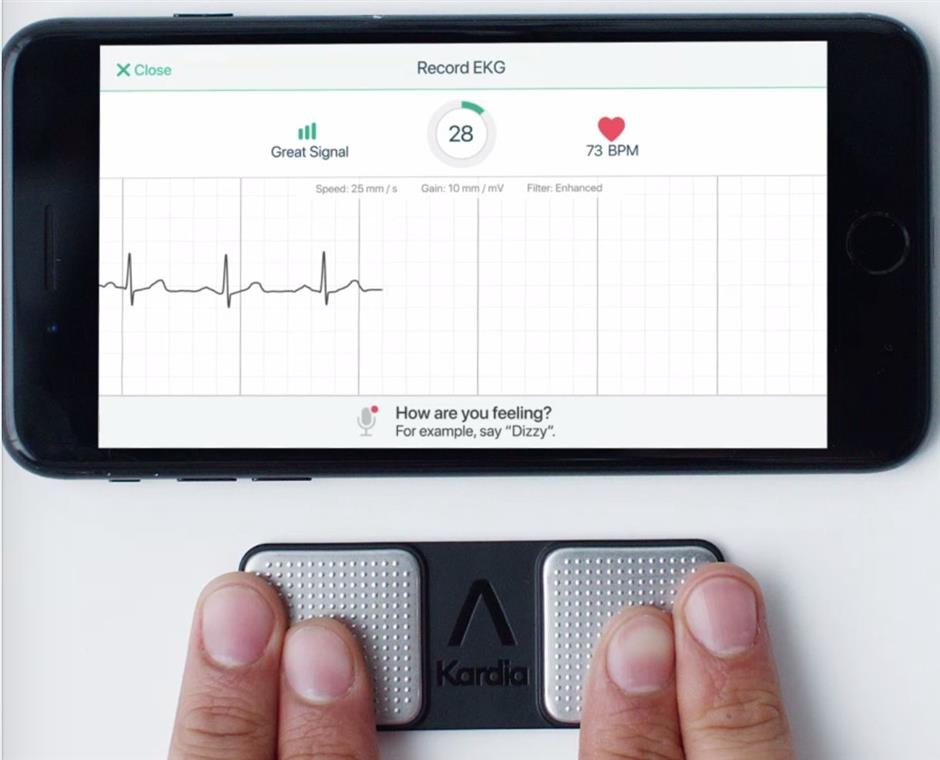 Heart-monitoring smartphone tech could save your life