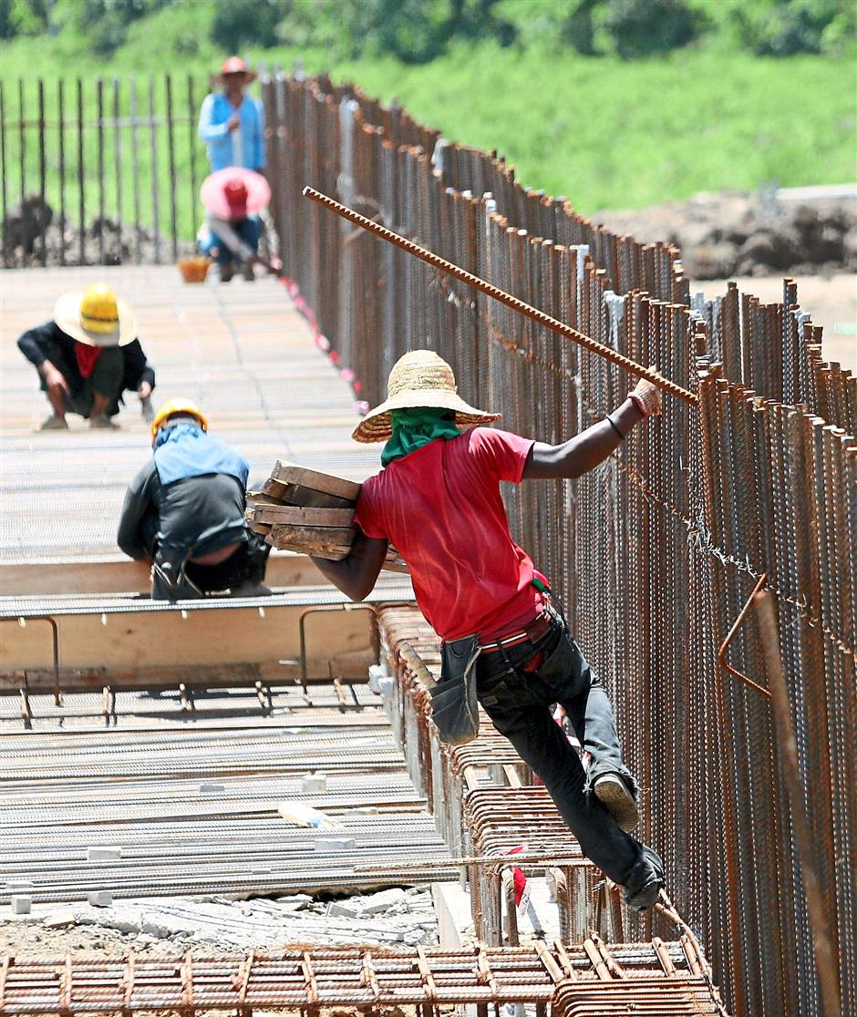 Property prices may go up due to higher cost of building materials.