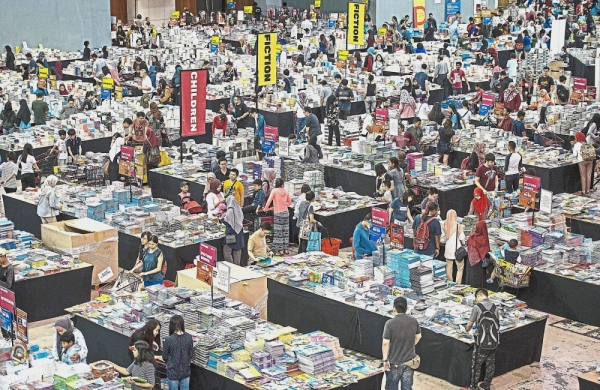 Big Bad Wolf Book Sale Taking Place In Kuantan The Star