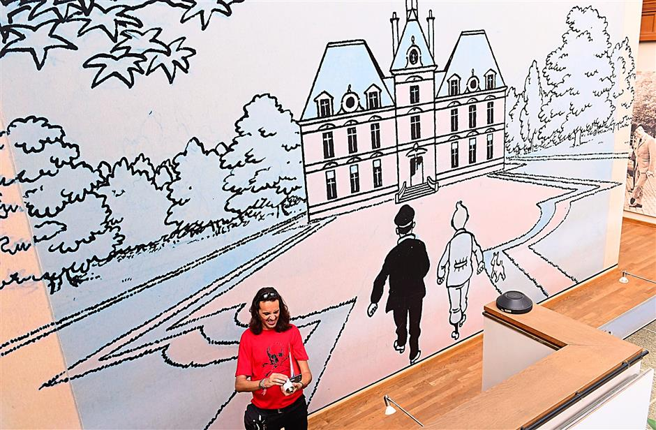 Belgium's comic museum marks 25 years of high art | The Star