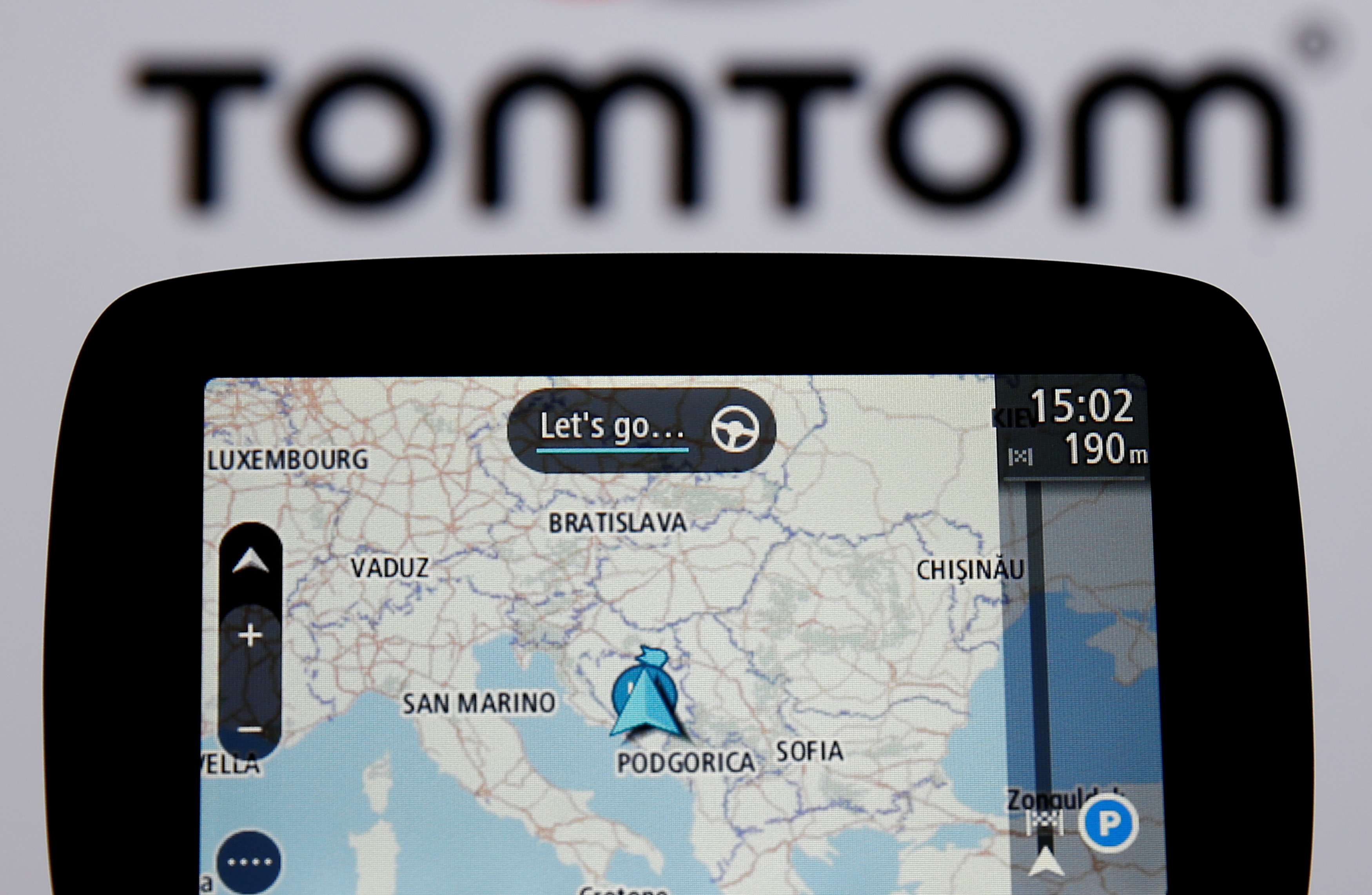 TomTom says Google deal with carmakers could hit its orders: ANP