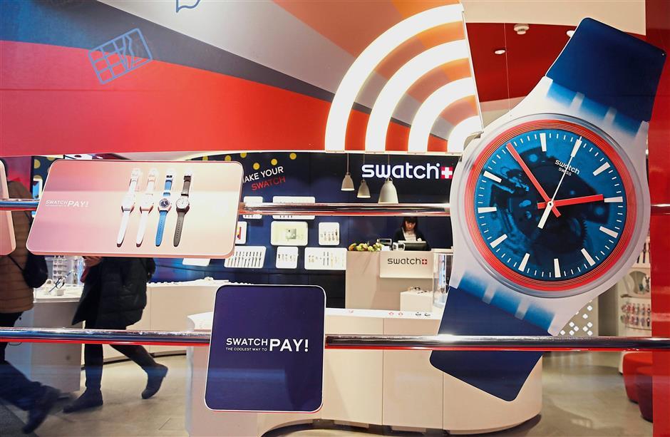 Swatch sees weakening demand in Chinese market   The Star Online