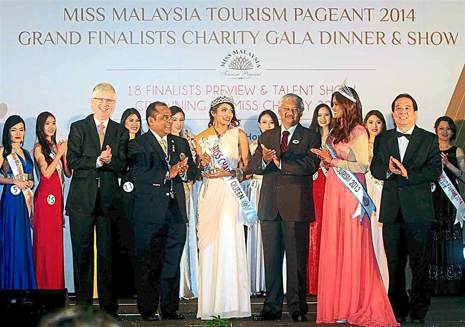 Miss Malaysia Tourism finalists help raise RM150,000 for charity