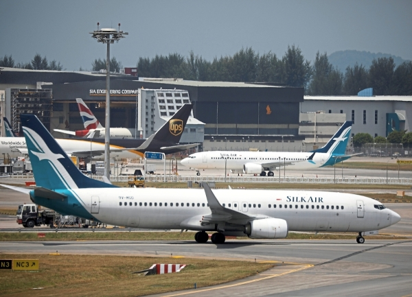 Singapore bans Boeing 737 Max | The Star Online