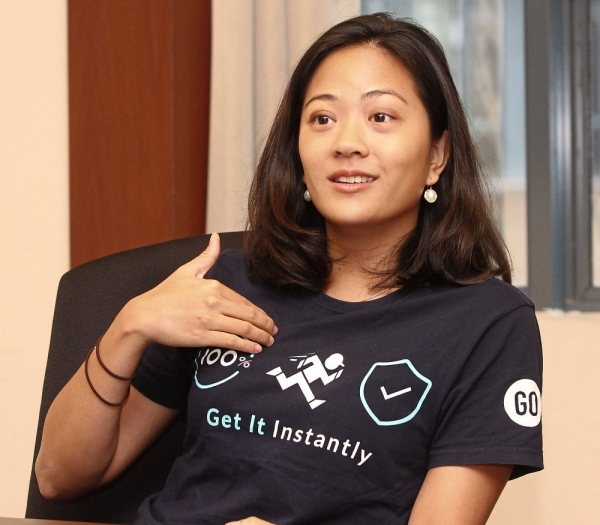 Team player: Chia says every stakeholder needs to improve to make the digital economy a success.