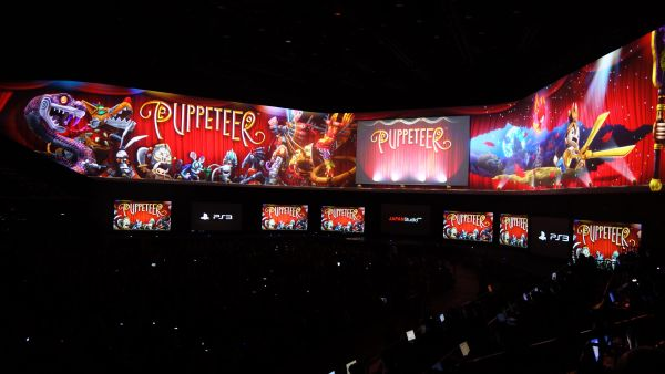 MORBIDLY FUN: Puppeteer for the PlayStation 3 is just one of those wonderfully designed games with a unique art style that captivates the imagination.